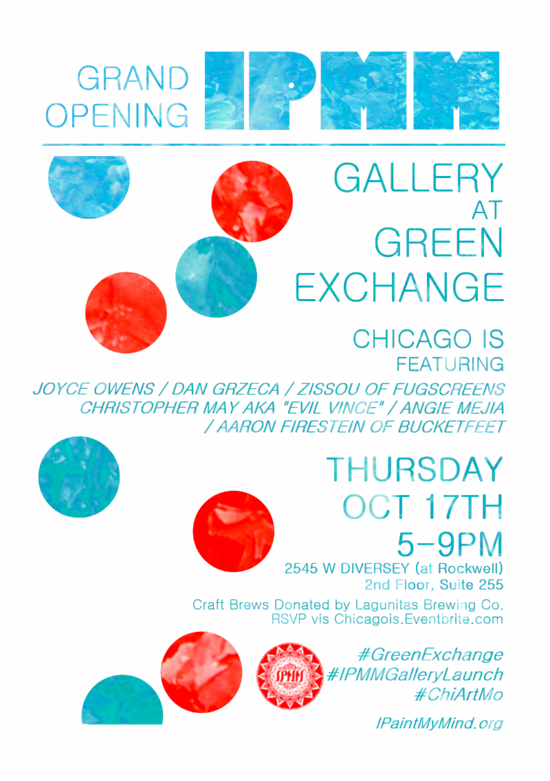 Gx News: Art Gallery Opening, Win a Chevy Volt + Celebrity Chef Event