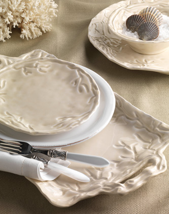 Vietri Coral Collection & Special Saving on Vietri Corallo Dinnerware Collection!