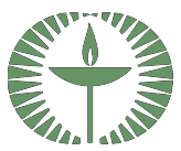 UUA Logo green on white