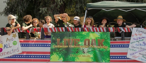 UU Live Oak 4th of July