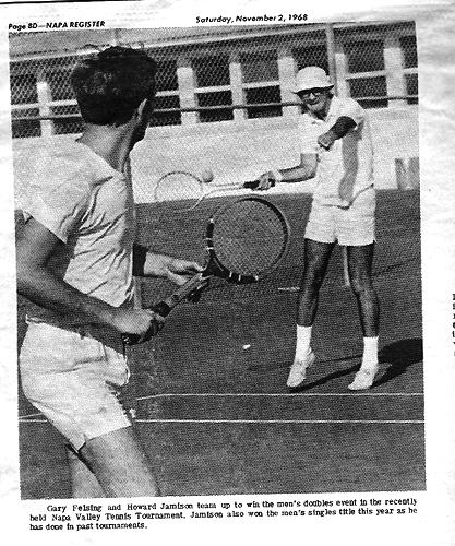 From napa valley tennis association