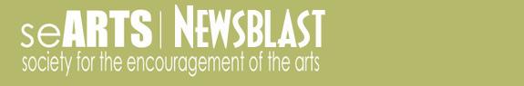 seARTS NewsBlast banner
