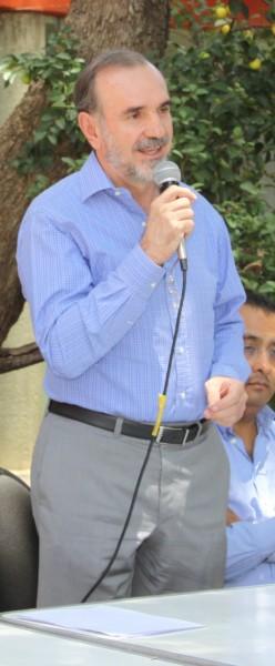 Carlos Manuel Sada Solana Consul General of Mexico in New York