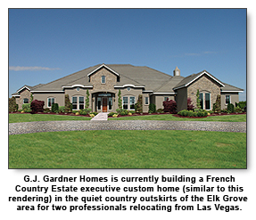 French Country Estate GJ Gardner Home