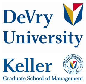Devry-Keller Logo