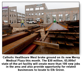 Mercy Groundbreaking March 2011
