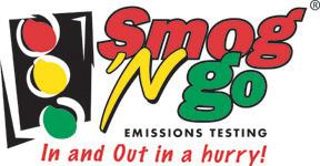 Smog N' Go logo