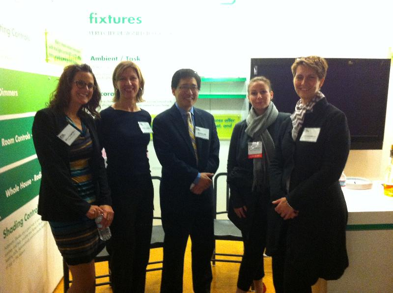 Michael Kim Architecture Design Nicole Hogarty President Of IFDA And Heather Wells Fox Architectural Interiors