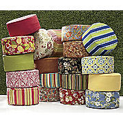 indoor outdoor poufs