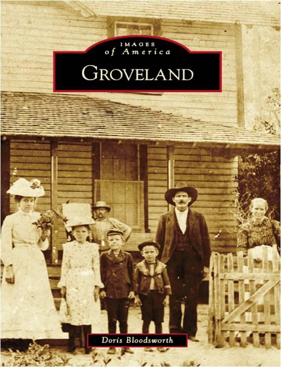 Groveland book