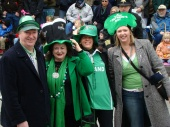 Seattle's 2008 St. Patrick's Day Parade