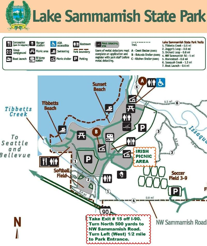 Lk Sammamish State Park