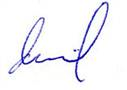 Dave Alves Signature
