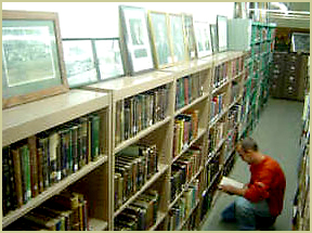 Paul in Library