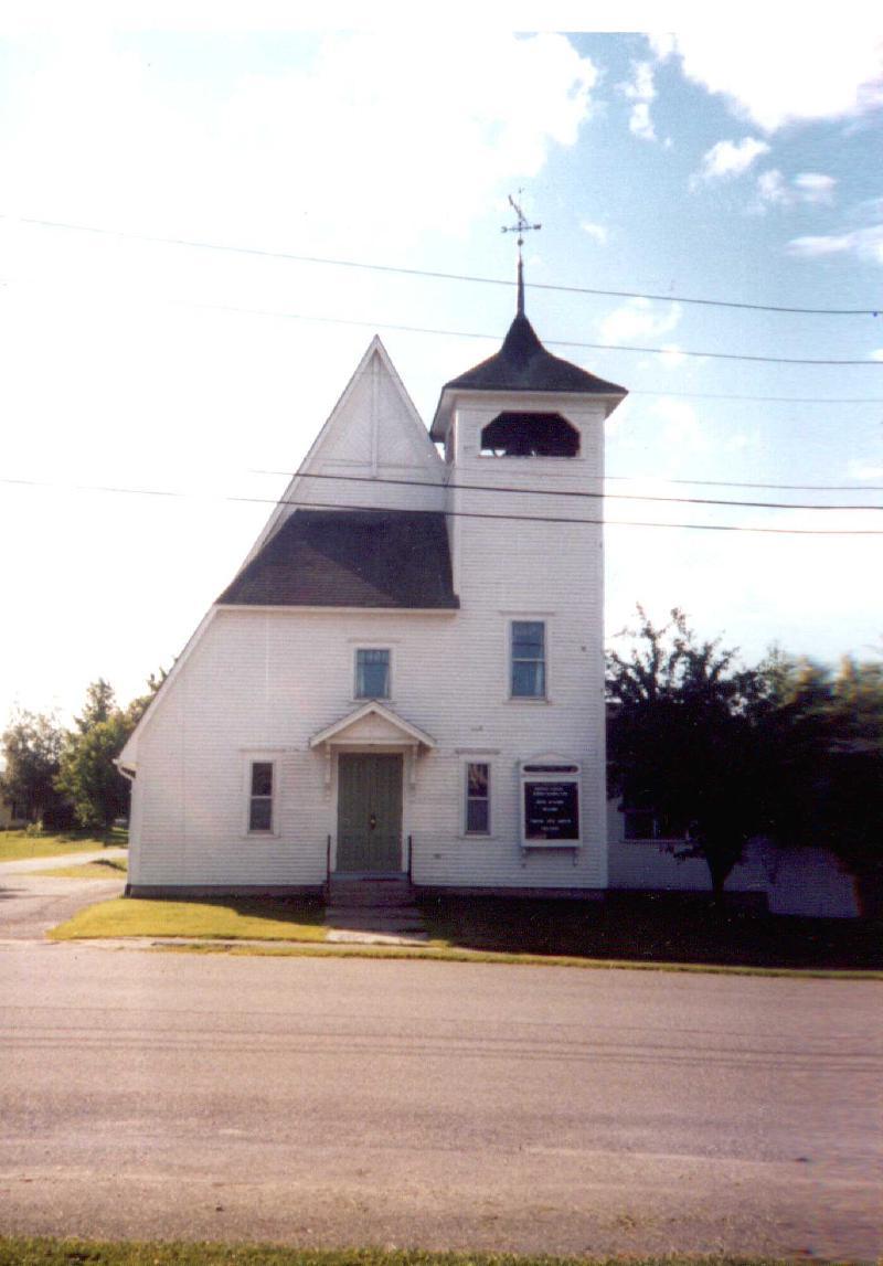 Newport Center Church