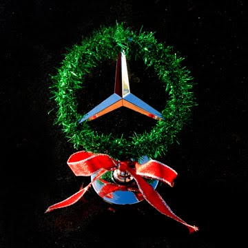 A message from the toronto section mercedes benz club of for Mercedes benz christmas ornament