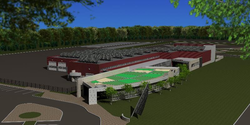 Operations Centre Rendering