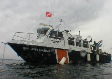 Water Quality Study Boat