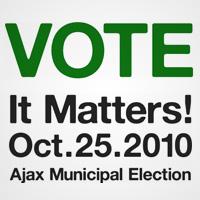 Ajax Municipal Election