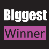 Are you the 'Biggest Winner'?