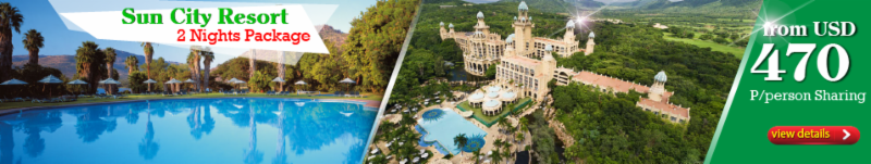 Sun City Resort Holiday Package