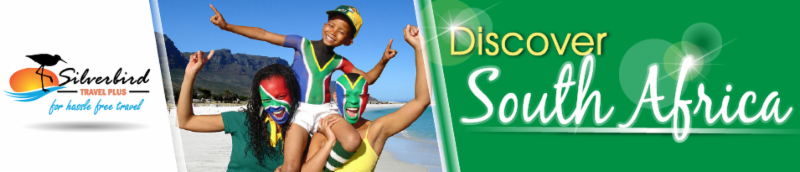 Discover South Africa - Header