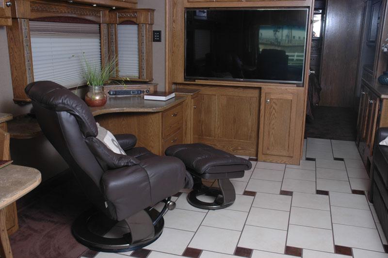 Desk TV Chair