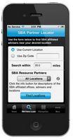 SBA app