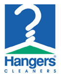Hangers Cleaners Logo