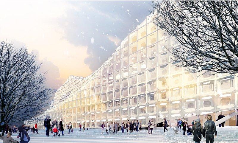 PAR_ARUP_Helsinki Central Library