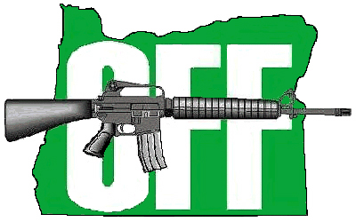 Oregon Firearms Federation logo