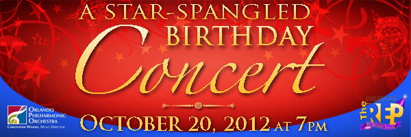 Oct 20 | Star-Spangled Birthday Concert