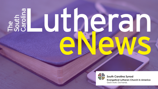 The South Carolina Lutheran eNews