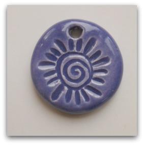 Ceramic Whimsey Sun