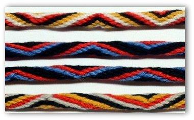 Reverse Spiral Braid