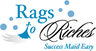 Rags to Riches Success Maid Easy