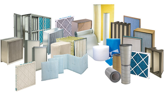 Koch's complete line of Air Filtration Products for your needs