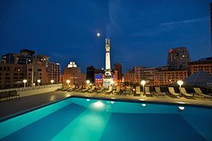 Sheraton Hotel Indianapolis City Centre