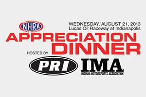 PRI-IMA Dinner