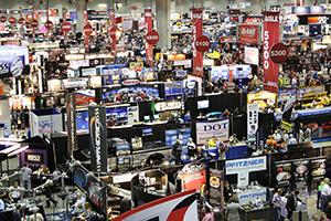 2012 PRI Show booths