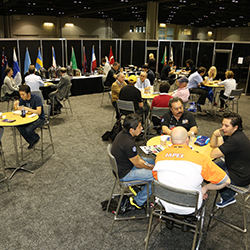 PRI 2012-International Lounge