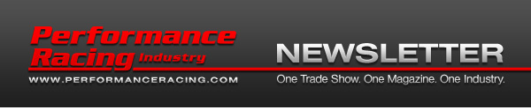 Performance Racing Industry - eNewsletter