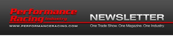 Performance Racing Industry - eNewsletter
