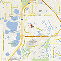 ORLANDO CONVENTION CTR MAP