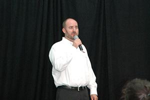 Eric Prill, SCCA