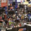 Crowded Booths