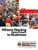 2012 PRI Show Exhibitor Kit Cover
