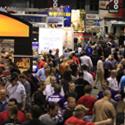 2010 PRI Trade Show - Crowded Aisle