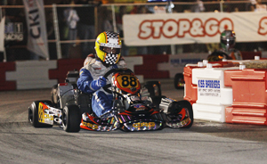 Red Bull Kart Fight at PRI, Powered by Rotax
