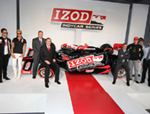 IndyCar Izod announcement
